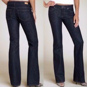 Paige Premium Denim Benedict Canyon Dark Jeans
